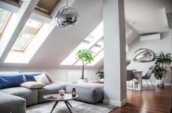 Шикарная квартира в Лодзи 129 м2