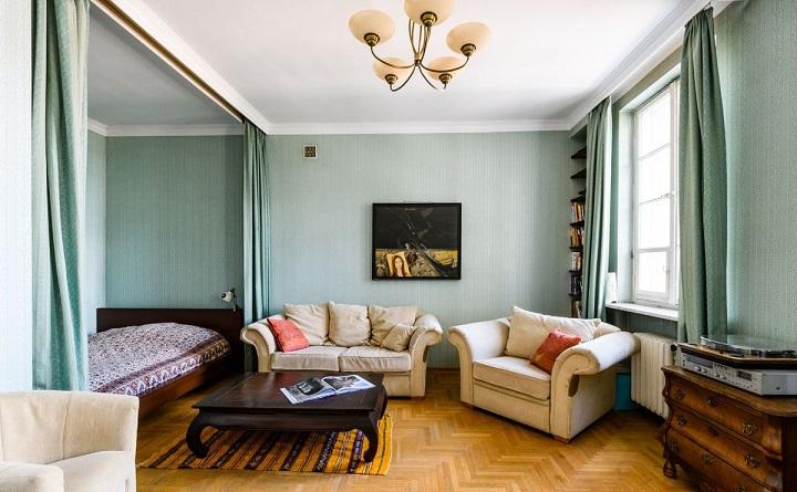 Квартира в Варшаве 41,9 м2