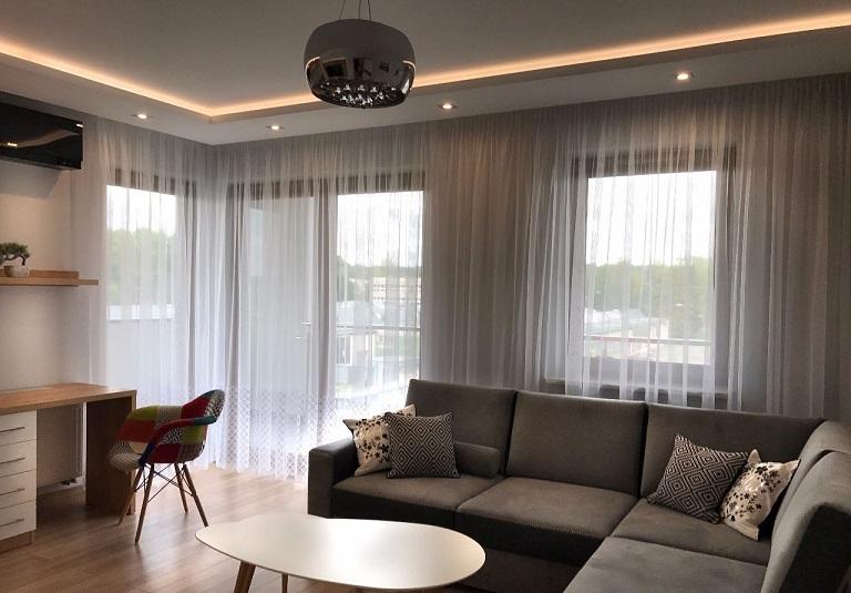 Апартамент в Кракове 45 м2