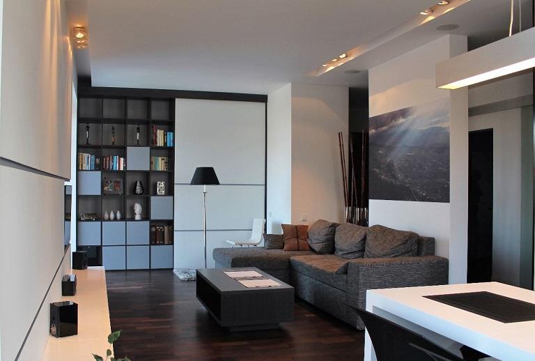 Апартамент в Лодзи 74 м2
