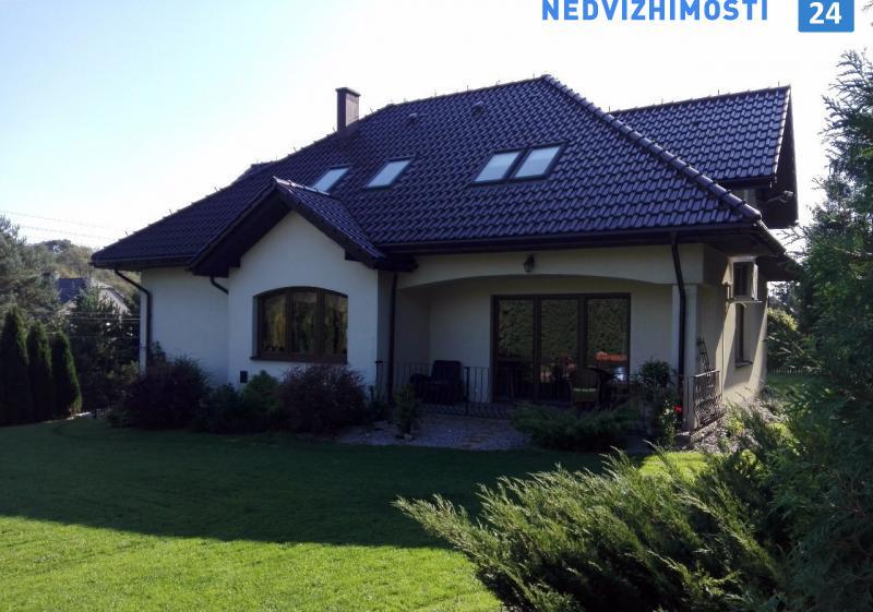 Дом недалеко от Кракова 245 м2