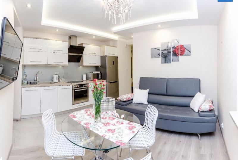 Квартира в Кракове 65 м2