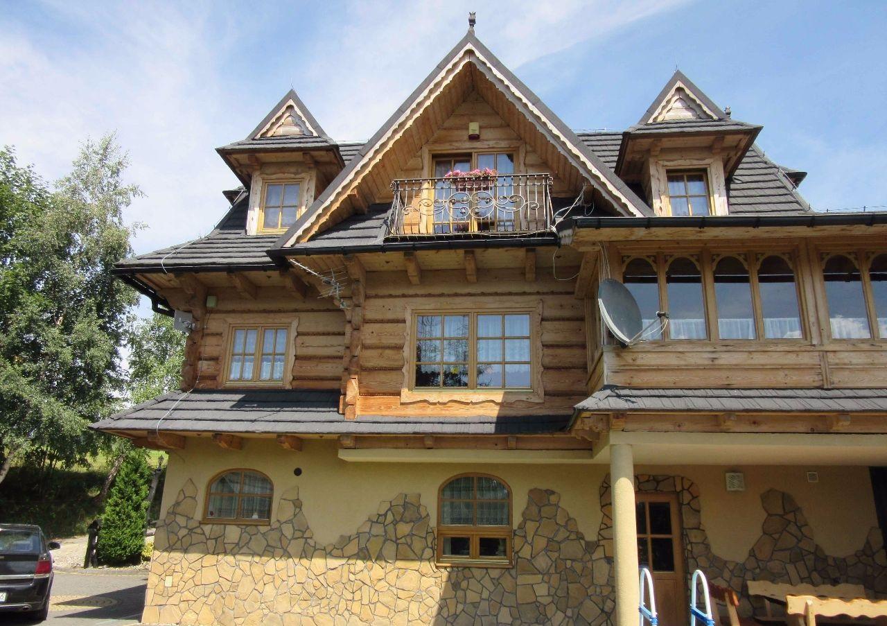 Дом в горах 20 км от Закопане 205 м2