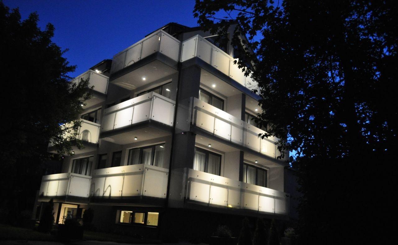 Гостиничный объект в Сопоте 344 м2