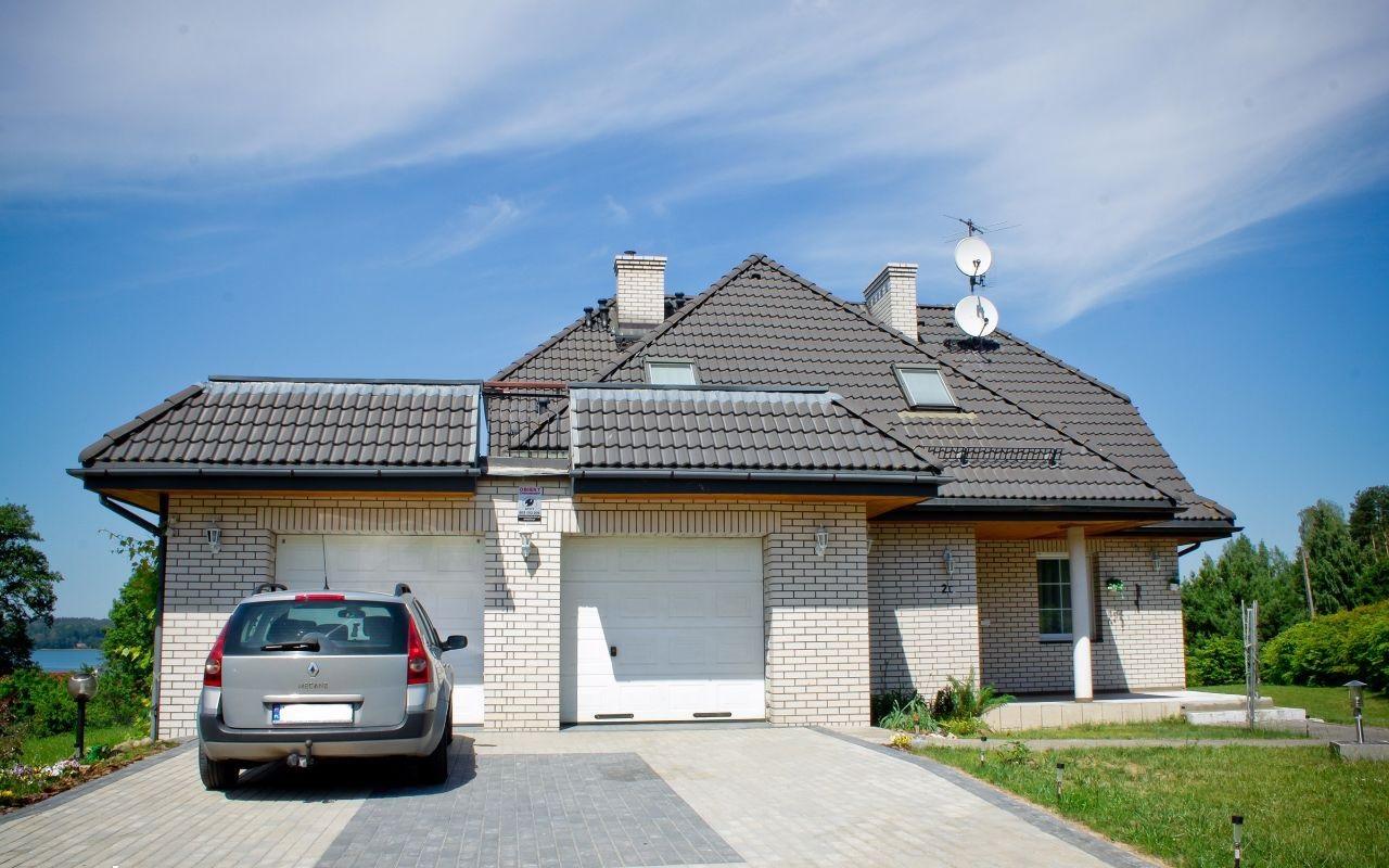 Дом недалеко от Ольштына 240 м2