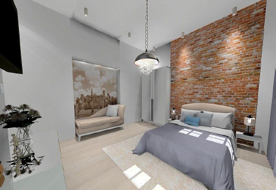 Квартира в Кракове 32 м2