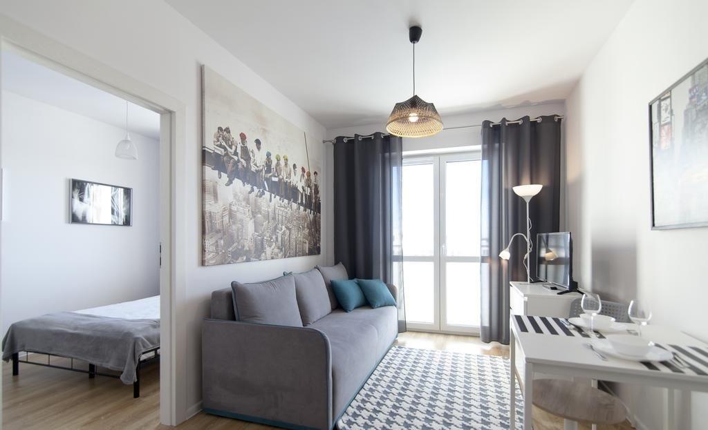Квартира в Белостоке 29,5 м2