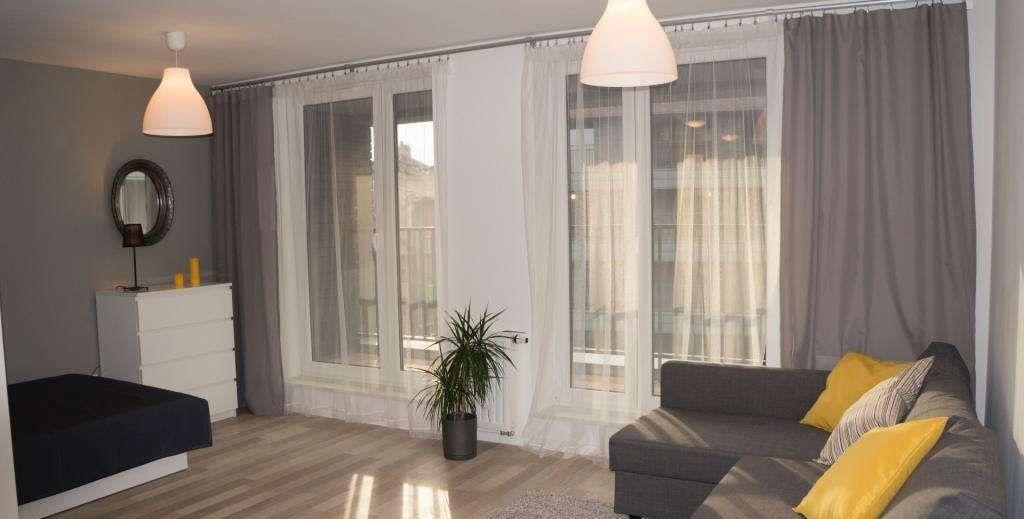 Квартира в Кракове 31 м2