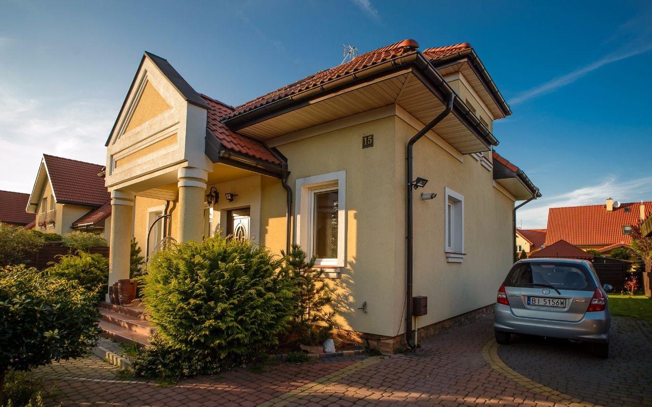 Дом в Белостоке 113 м2