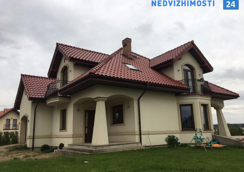 Дом в Сувалках 256 м2