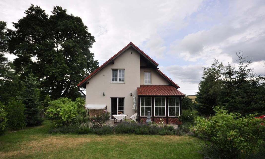 Дом недалеко от Вроцлава 200 м2