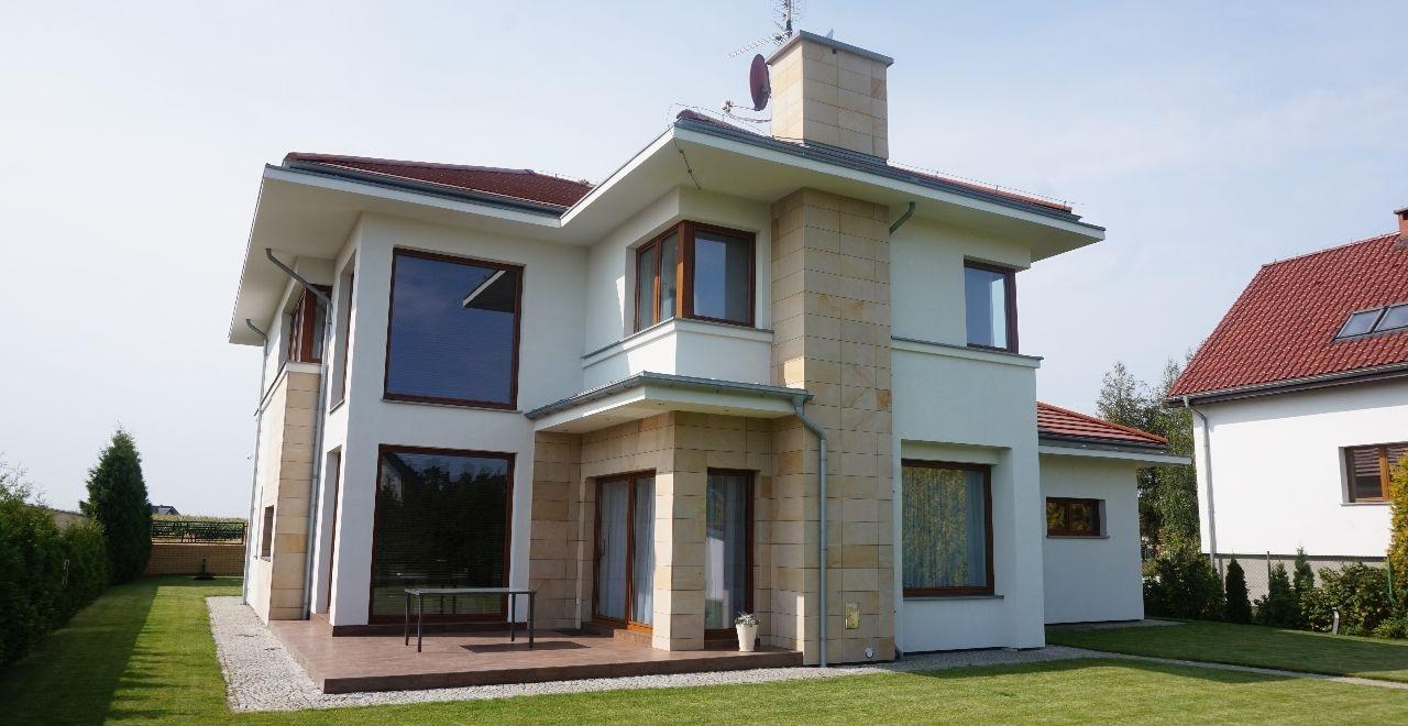Дом около Вроцлава 240 м2