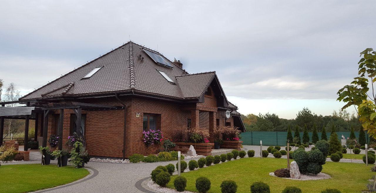 Дом недалеко от Вроцлава 160 м2