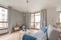 Квартира в Варшаве 59,91 м2