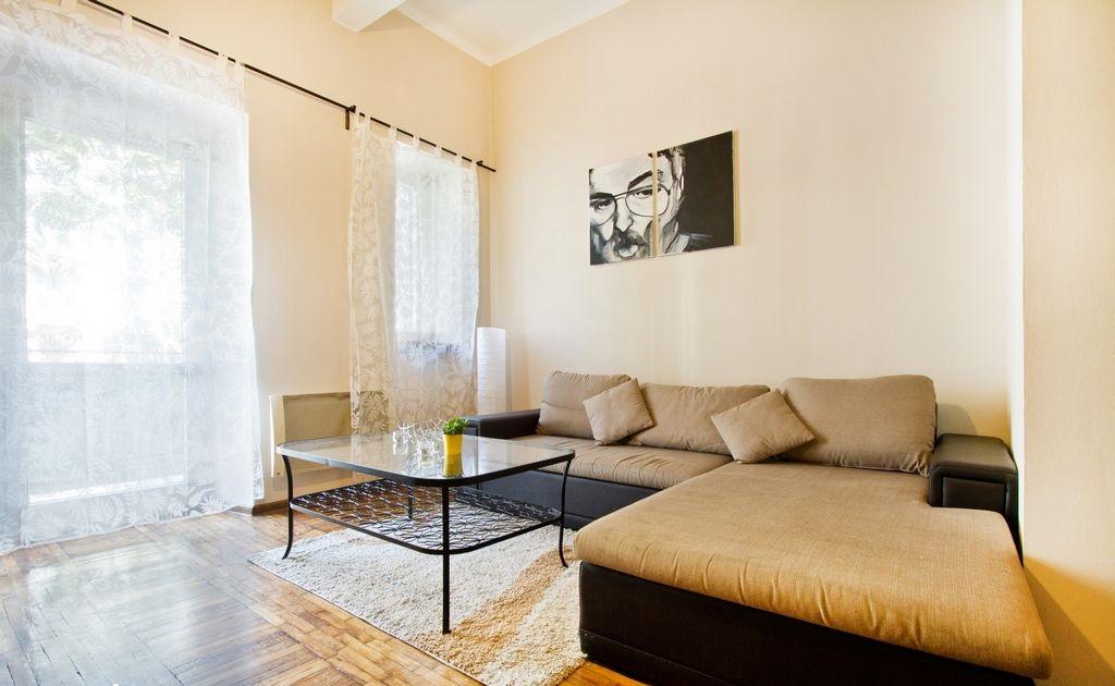 Квартира в Кракове 40,2 м2