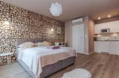 Квартира в Кракове 28,3 м2