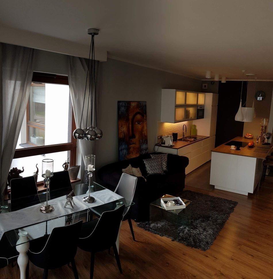 Квартира в Варшаве 79 м2