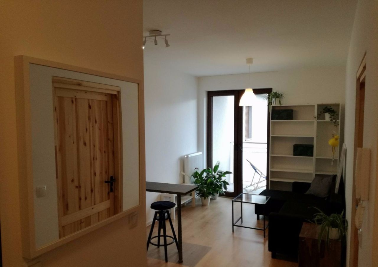 Квартира в Кракове 34,8 м2