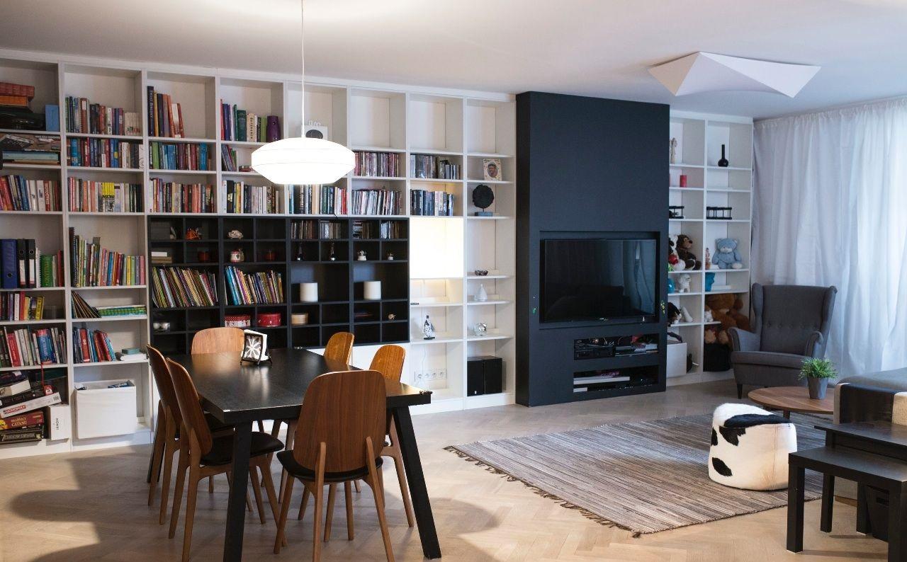 Квартира в Варшаве 155 м2