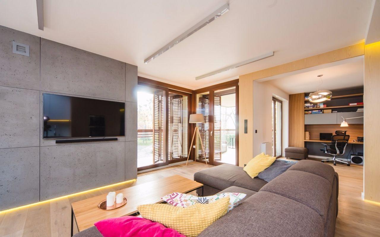 Квартира во Вроцлаве 73 м2