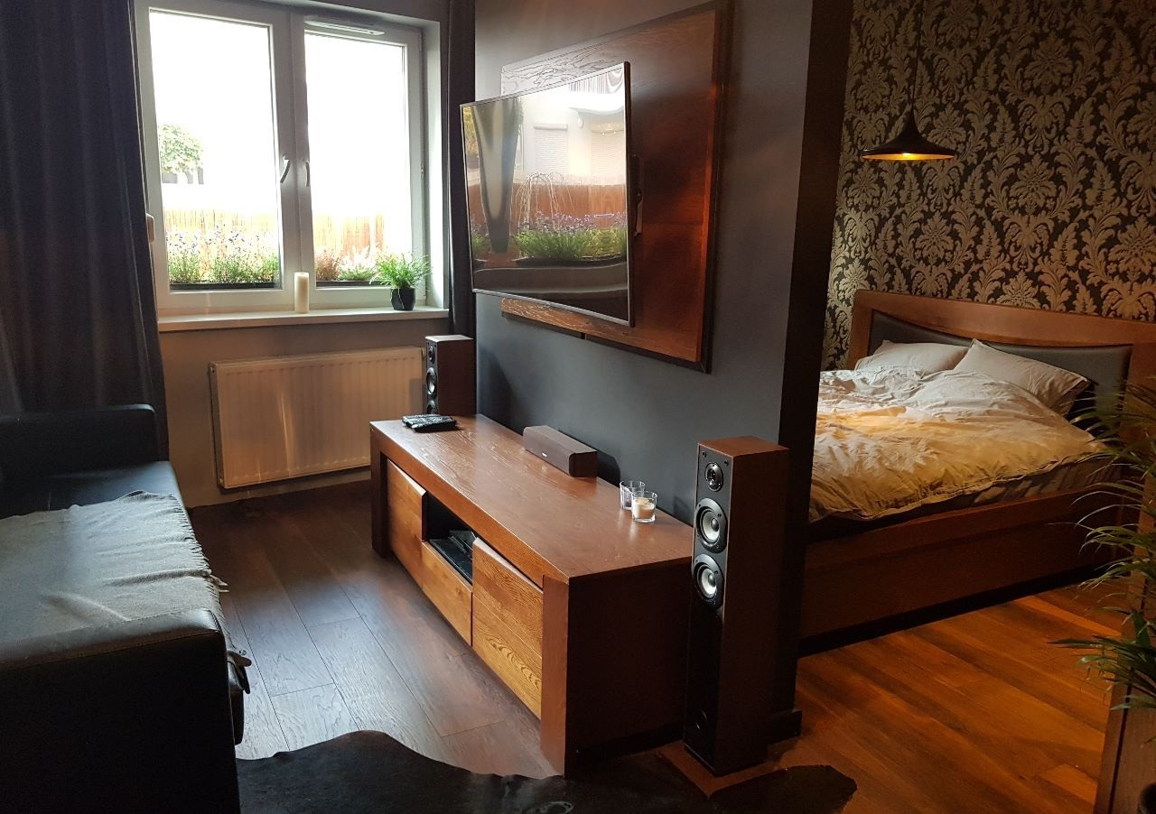 Квартира во Вроцлаве 47 м2