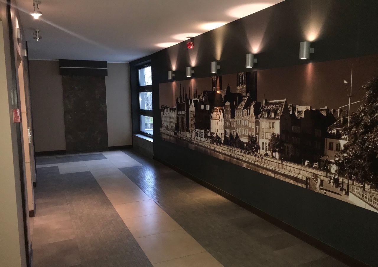 Квартира в Гданьске 44 м2
