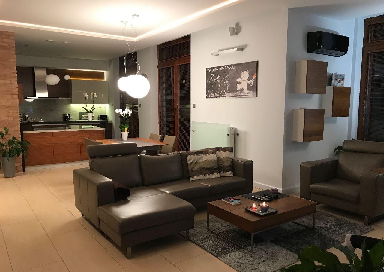 Большой апартамент в Варшаве 200 м2