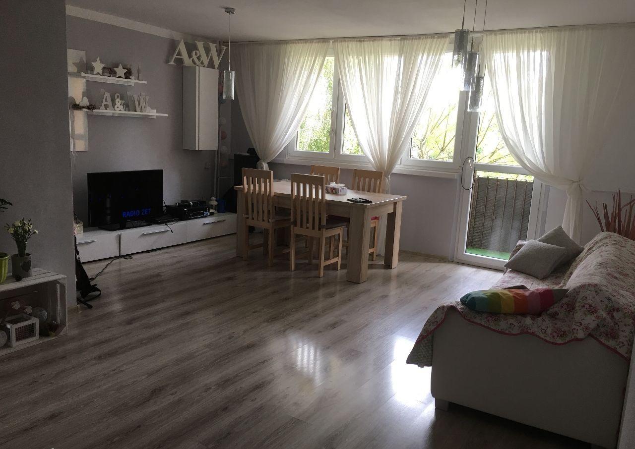 Квартира недалеко от Вроцлава 73 м2