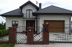 Дом 70 км от Ольштына 212 м2