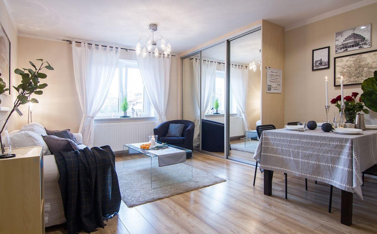 Квартира во Вроцлаве 56,5 м2