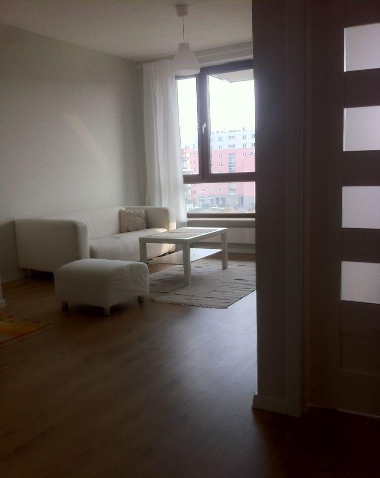Квартира в Люблине 34 м2