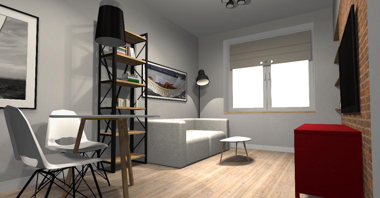 Квартира в Кракове 25 м2