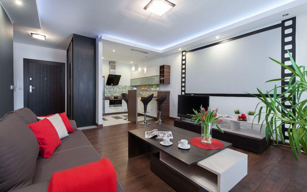 Квартира в Ольштыне 52 м2