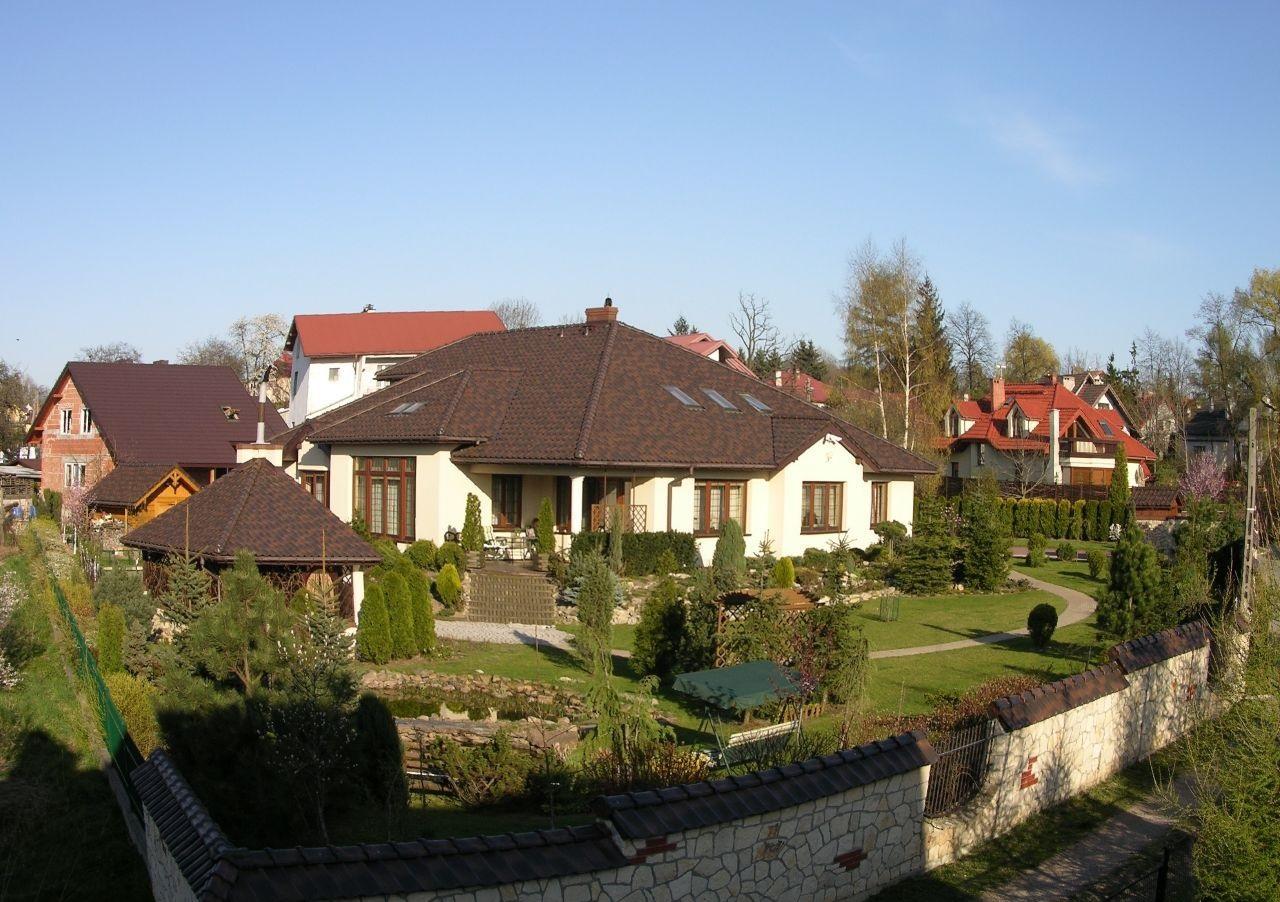 Дом в Кракове 346,79 м2