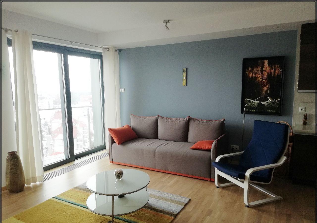 Квартира в Жешуве 37 м2