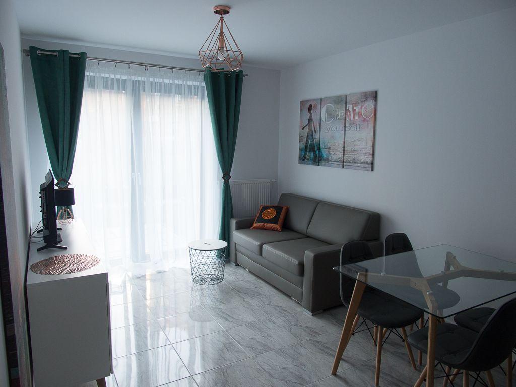 Квартира в Кракове 40,86 м2