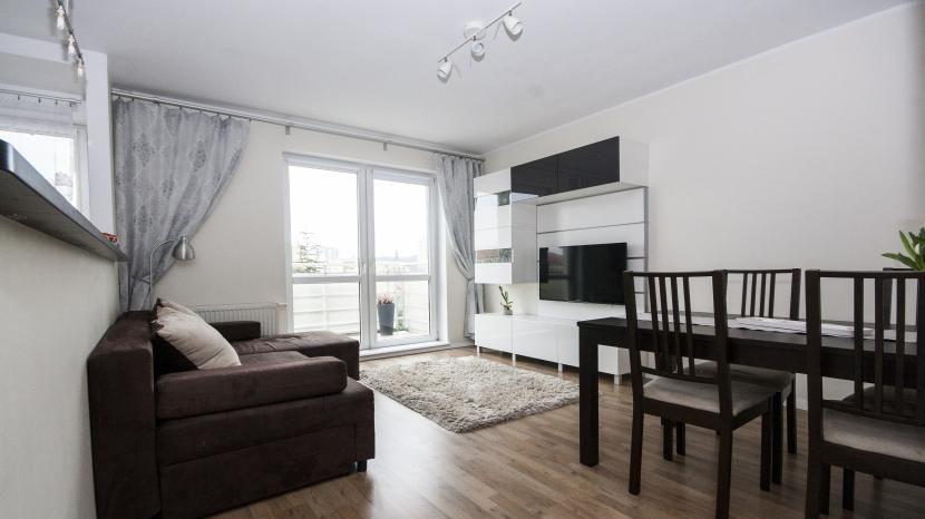 Квартира в Щецине 62,25 м2