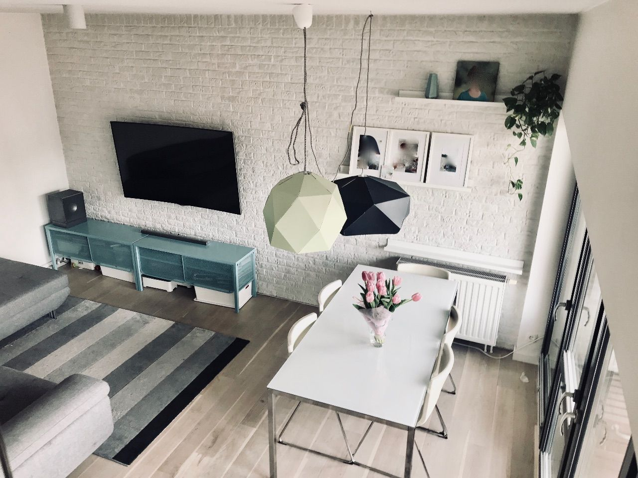 Квартира в в Кракове 96 м2