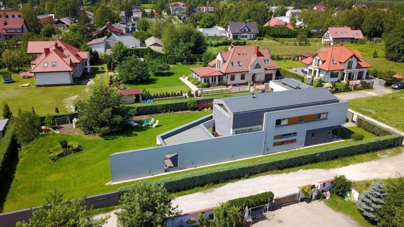 Элегантный дом в Варшаве 315 м2