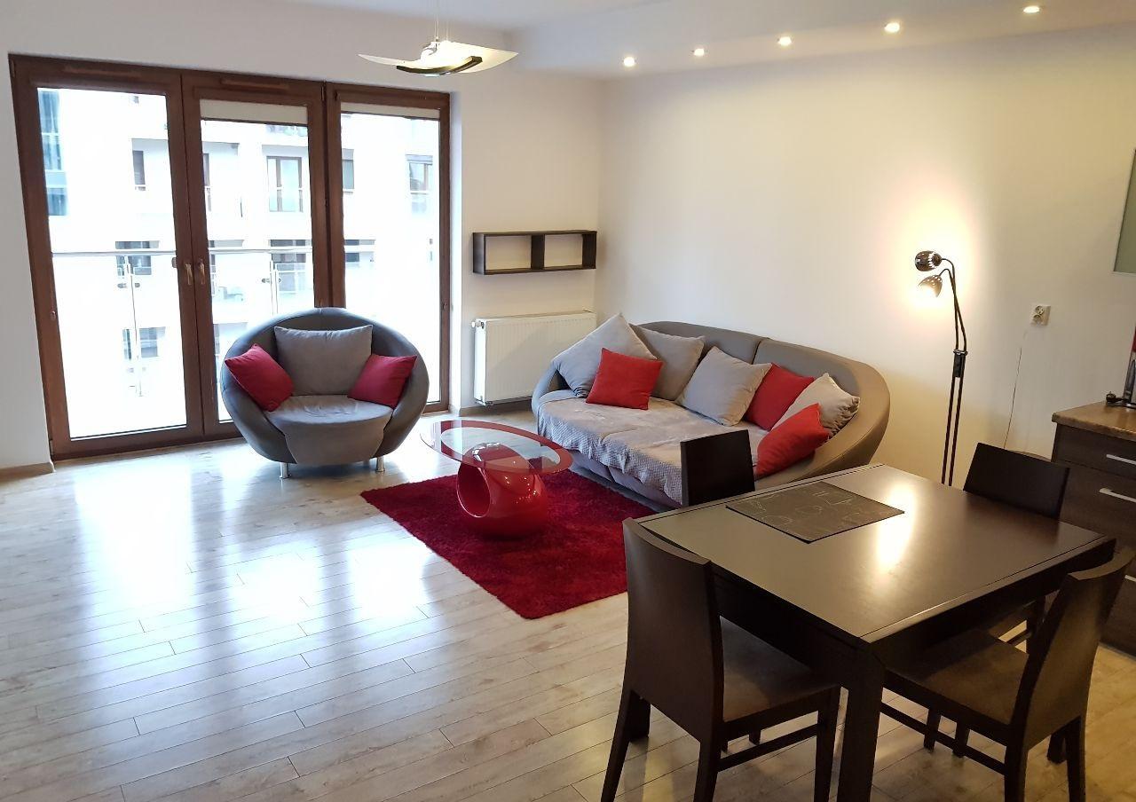 Квартира в Кракове 39,6 м2