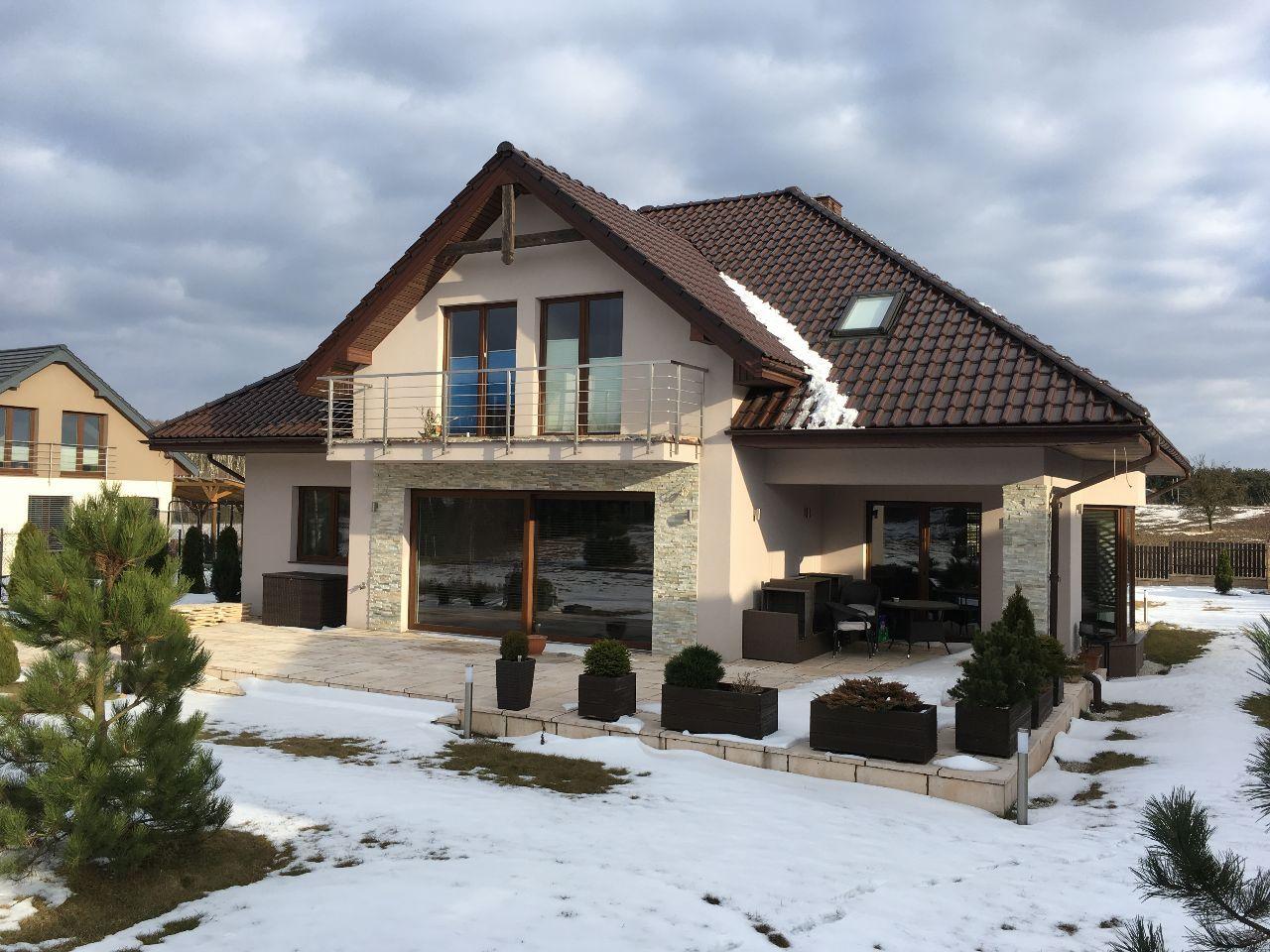 Дом в Лодзи 260 м2