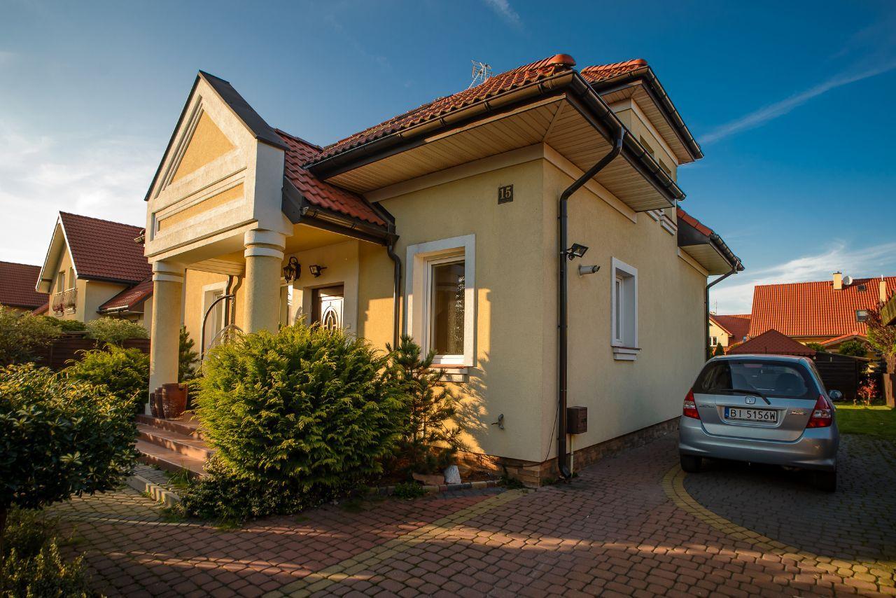 Дом в Белостоке 137 м2