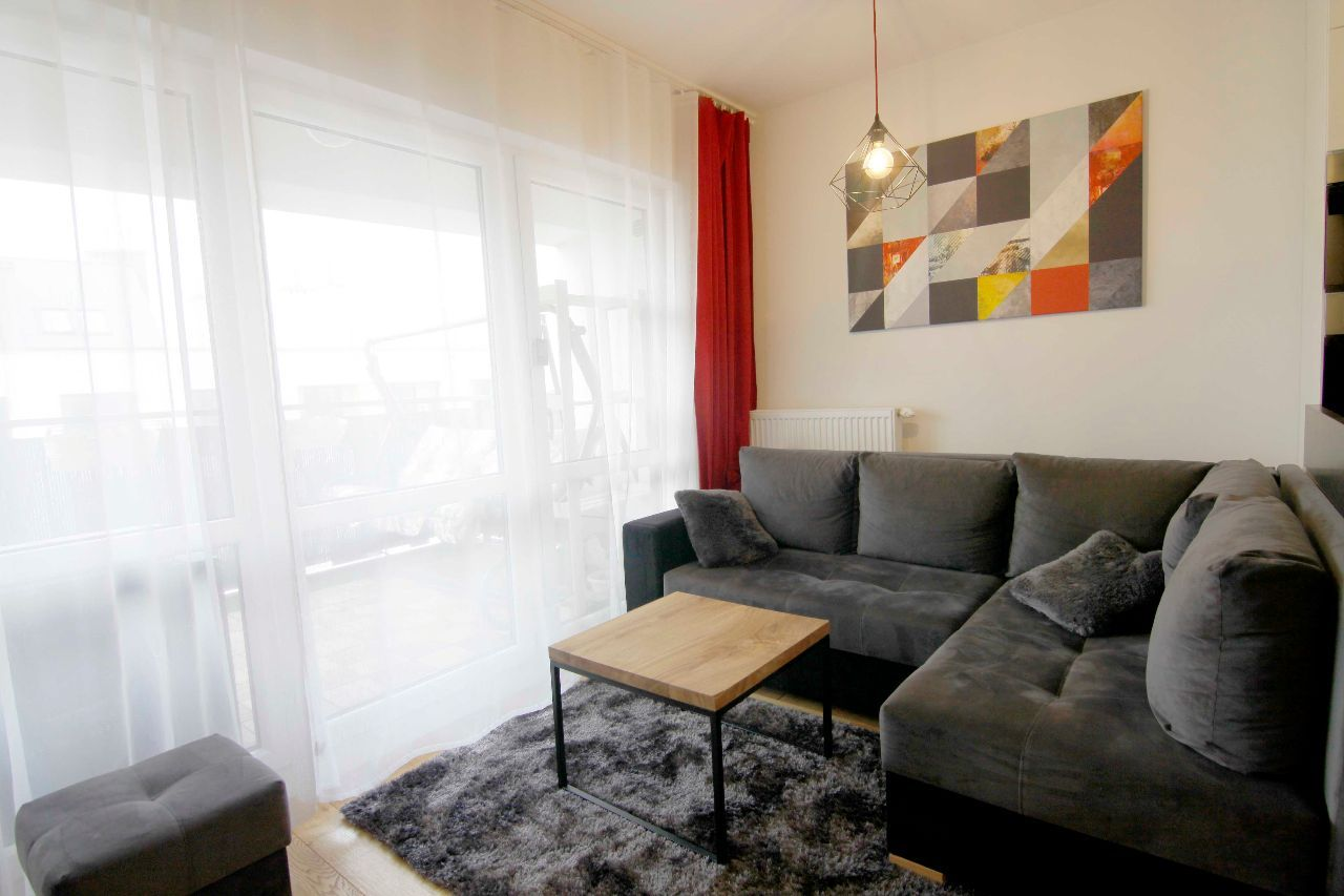 Квартира во Вроцлаве 60 м2