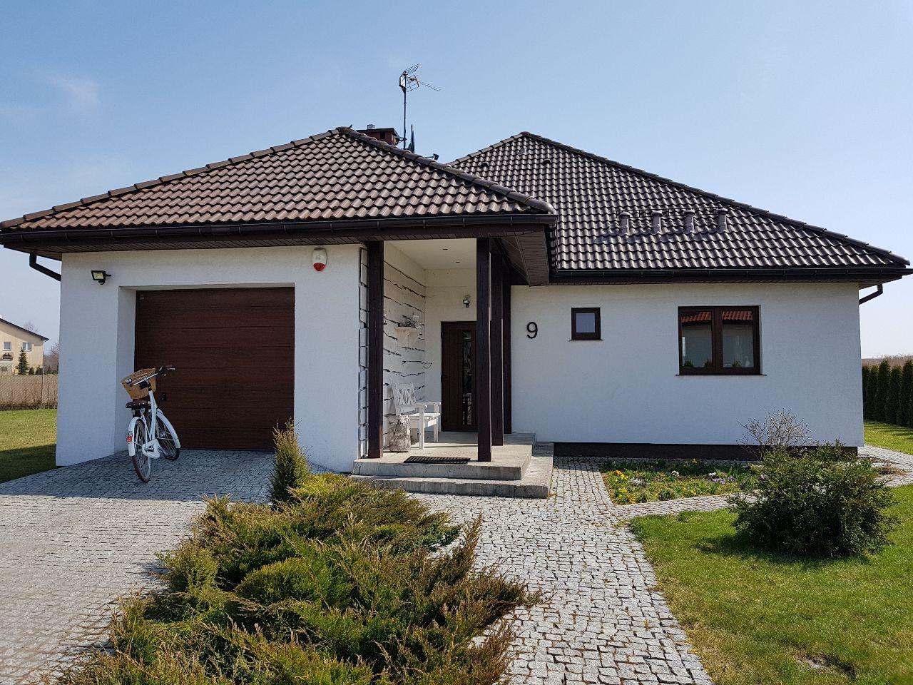 Дом в Кошалине 200 м2