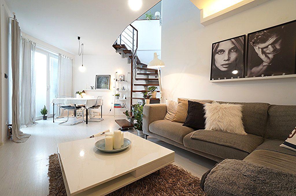 2-х уровневый апартамент в Свиноуйсьце 103 м2
