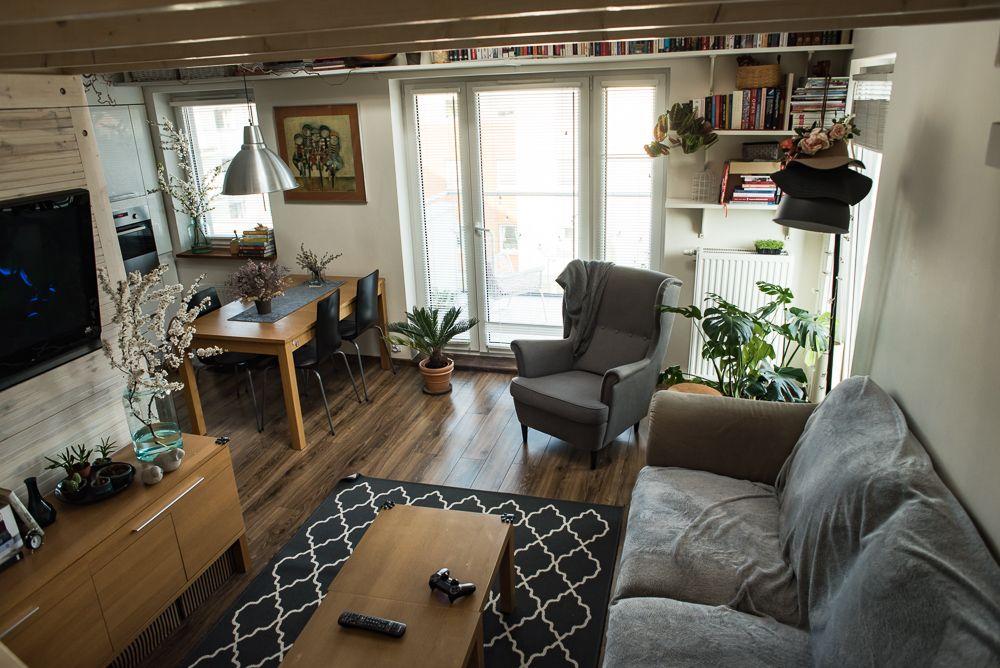Квартира около Познани 48 м2