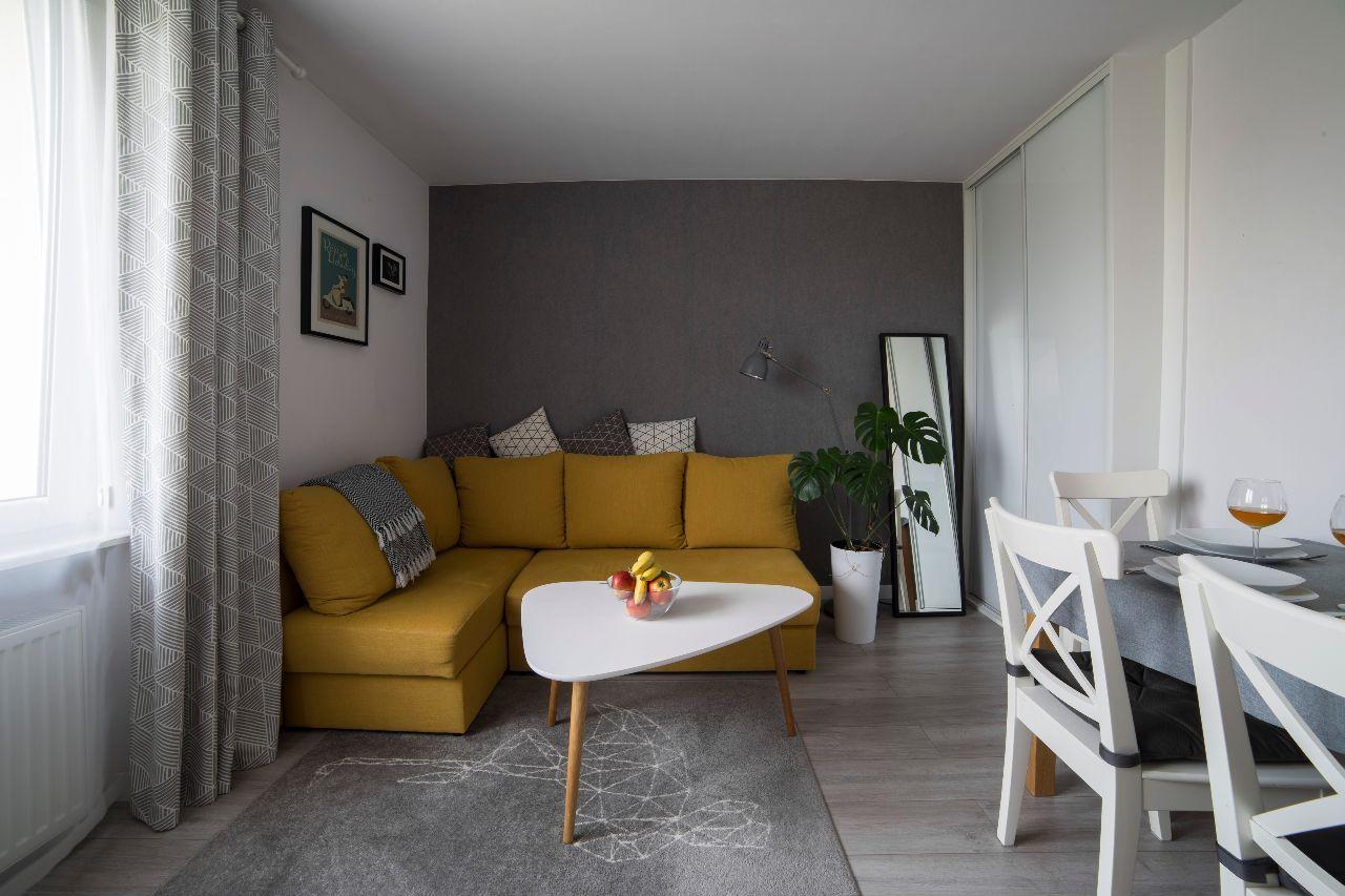 Квартира во Вроцлаве 51,9 м2