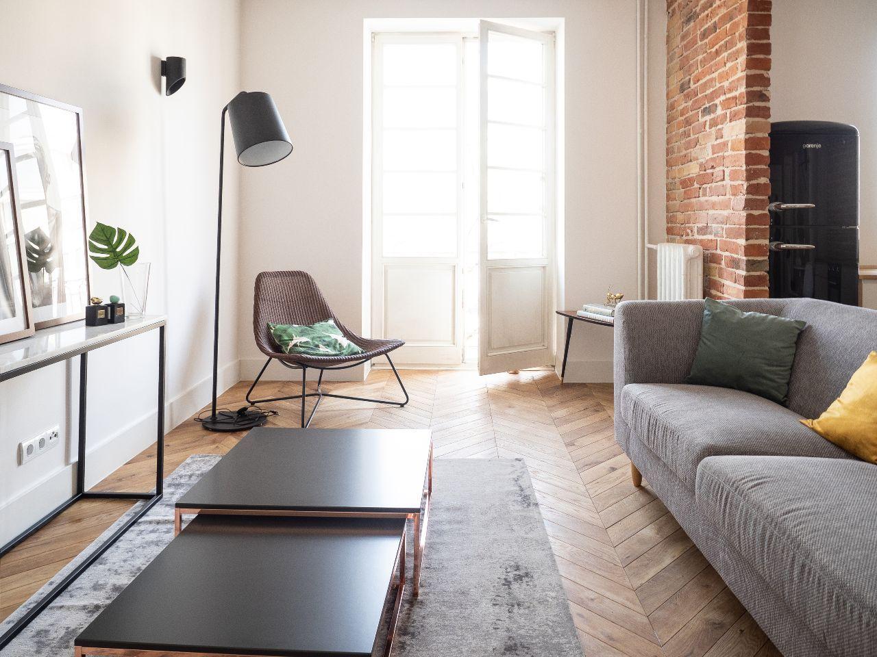 Апартамент в Варшаве 78 м2