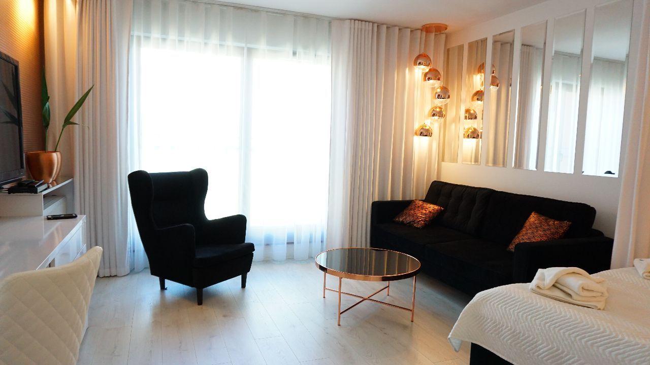 Апартамент в Гданьске 29 м2