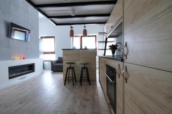 Апартамент в Гданьске 60 м2